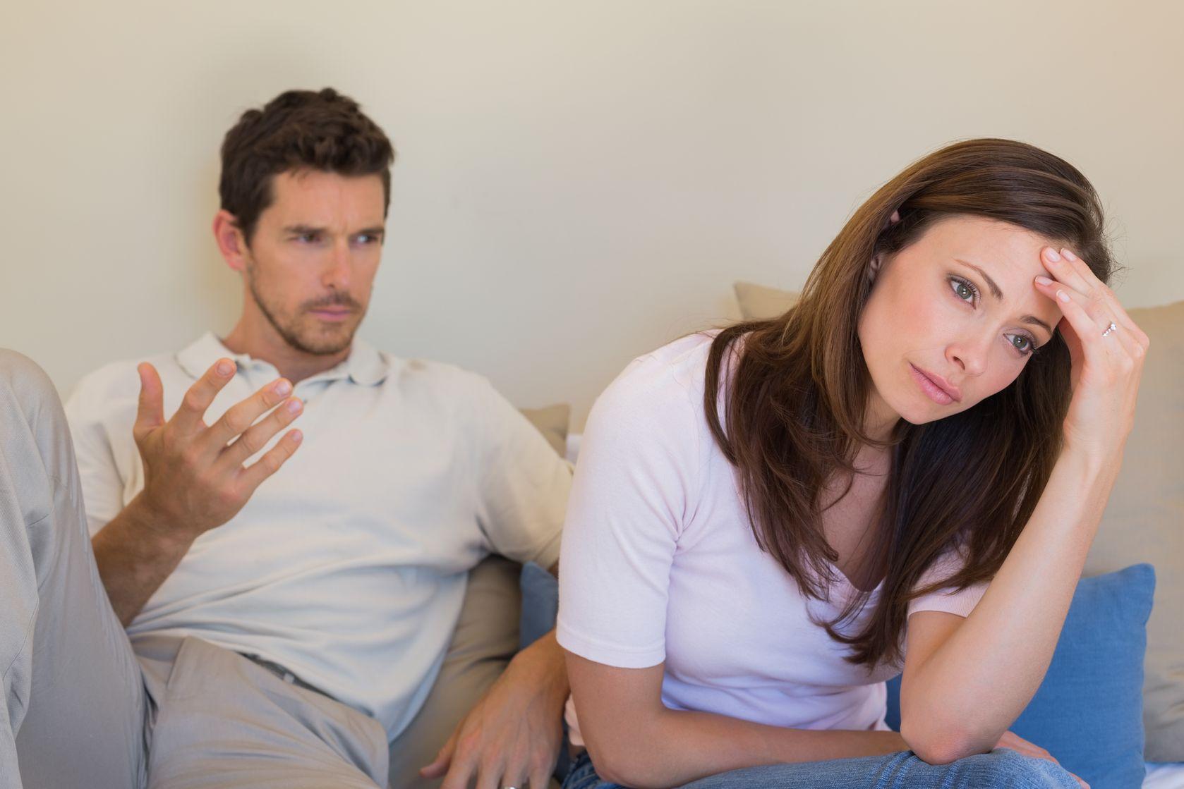 Постоянные ссоры в семье, что делать? Как избежать семейных 71