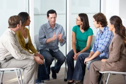 12 step meeting